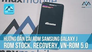 getlinkyoutube.com-Hướng dẫn cài rom Samsung Galaxy J - Rom Stock, Recovery, VN-ROM 5.0