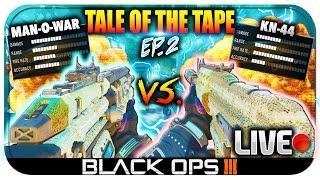"getlinkyoutube.com-""BEST GUN"" in BLACK OPS 3! - ""KN-44 vs MAN-O-WAR"" ★ (BO3: Best Weapon in Black Ops 3 Multiplayer)"