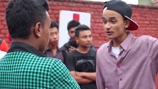 getlinkyoutube.com-Symfamous Vs Karmaputra - Raw Barz (RAP BATTLE)