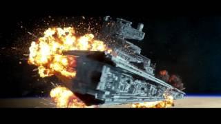 getlinkyoutube.com-Prelude to Star Wars:The Force Awakens- Battle of Jakku HD (Fan-Made)