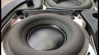 getlinkyoutube.com-Bose Car Stock Subwoofer