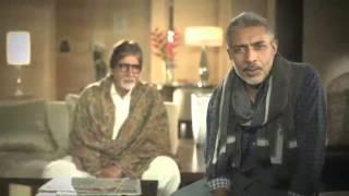 Amitabh Bachchan And Prakash Jha | Satyagraha | Patrika TVC