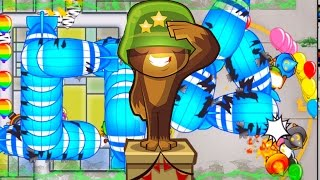 getlinkyoutube.com-SUPER RANDOM TRIO MEGABOOSTS! - Bloons TD Battles - Epic New Gamemode!