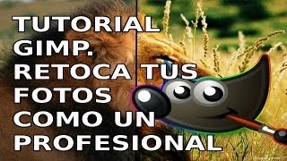 getlinkyoutube.com-Tutorial GIMP. Da un aspecto profesional a tus fotos