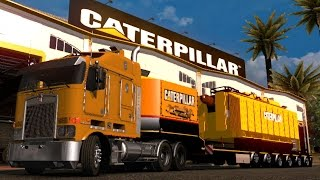 getlinkyoutube.com-Kenworth K108 | Transformador 70 toneladas | Fuerte Subida