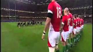 getlinkyoutube.com-Wales sexy response to Haka !