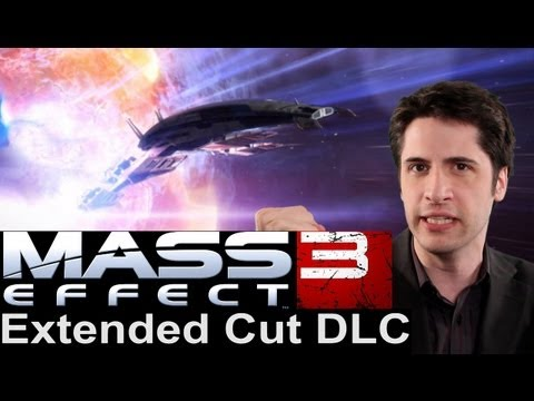 Mass Effect 3 Extended Cut DLC Ending review