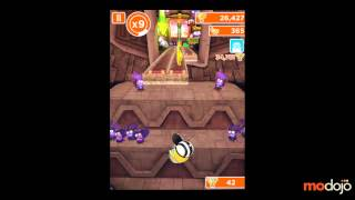 getlinkyoutube.com-Despicable Me: Minion Rush Walkthrough Level 17 (iPhone/iPad)