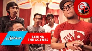 Behind The Scene - MELODRAMA - PUNGGUK MERINDU