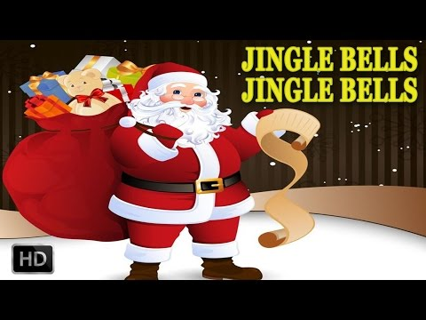 Nursery Rhymes - Jingle Bells -QCEy84HiyKw