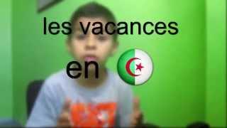 Raouf Dz - Les Vacances En Algerie