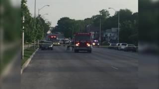 Una mujer de KCMO que estaba corriendo para tomar el autobús murió atropellada