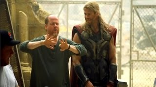 getlinkyoutube.com-The Making Of Avengers: Age Of Ultron (Behind The Scenes)