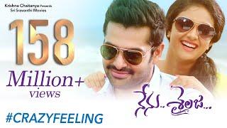 getlinkyoutube.com-Crazy Feeling Full Video Song | Nenu Sailaja Telugu Movie | Ram | Keerthi Suresh | Devi Sri Prasad