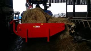 Keltec Bale Unwinder - AMIA Ltd - www.agrimarketia com - 01392 580 987