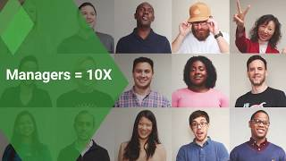 10X Managers @Google
