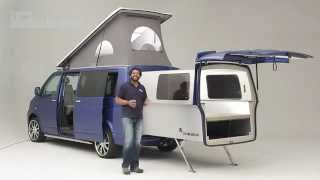 getlinkyoutube.com-2 座露營車 - 250 萬 - 德國福斯 - 130 公斤 2 米長 加長 鋁廂 - 承重 600 公斤