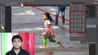 getlinkyoutube.com-#35 Eye dropper color sampler ruler note tool in Photoshop