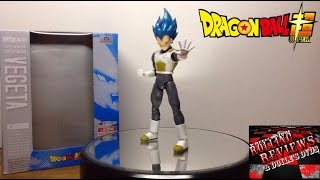 Review: S.H.Figuarts Super Saiyan God Super Saiyan Vegeta