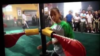 The Karate Kid 2010 - Jaden Smith's Martial Arts Training