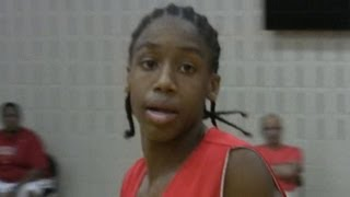 getlinkyoutube.com-Jashaun Agosto 8th Grade Highlights - 2012 John Lucas Camp - MiddleSchoolHoops.com