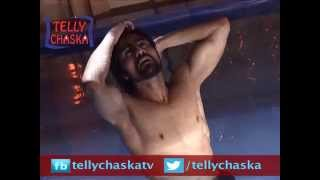 HARSHAD CHOPRA SHIRTLESS in