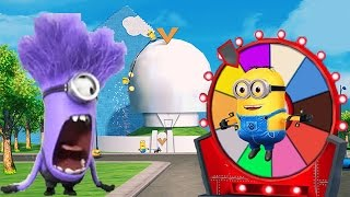 getlinkyoutube.com-Despicable Me 2: Minion Rush Vector's Fortress Part 95  - Monster Minion Party