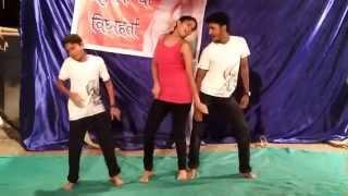 getlinkyoutube.com-main khiladi tu anari- gulaabo:ganpati dance