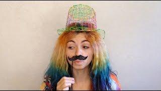 getlinkyoutube.com-3doodler Creations! (hat, moustache, iphone case)
