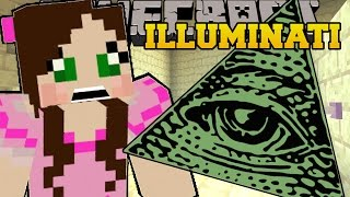 getlinkyoutube.com-Minecraft: THE ILLUMINATI - Custom Map