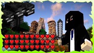 getlinkyoutube.com-Como tener mas Corazones en Minecraft Sobrevivencia SIN MODS ni Bloques de Comando