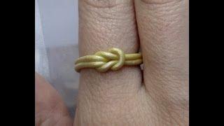 getlinkyoutube.com-Tutorial:Polymer Clay Ring