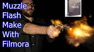 getlinkyoutube.com-How to make  Muzzle Flash with Wondershare Filmora