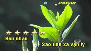 getlinkyoutube.com-[Karaoke Nhạc Sống] Về Đâu Mái Tóc Người Thương