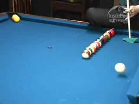 Pool Trick Shot Simply Amazing