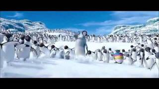 getlinkyoutube.com-Happy Feet 2 - Dancing Down The Snow