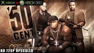 getlinkyoutube.com-50 Cent: Bulletproof - Gameplay Xbox HD 720P (Xbox to Xbox 360)
