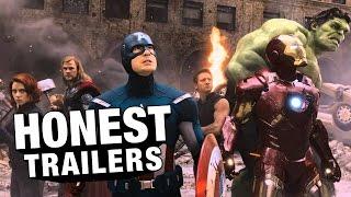 getlinkyoutube.com-Honest Trailers - The Avengers