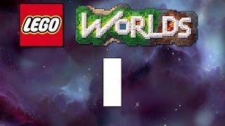 getlinkyoutube.com-NUEVA SERIE! Lego Worlds! El Aventurero Madafaka! Capitulo 1!