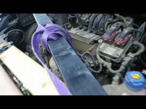 Fiat Punto 2008 мкпп. Замена сцепления. Заметки.