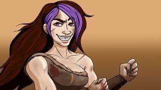 getlinkyoutube.com-QUEEN OF BARBARIANS! | Conan Exiles - Funny Moments