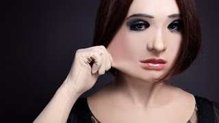 getlinkyoutube.com-Life Of A Living Doll?! Female Masking Revealed