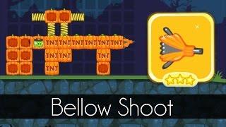 getlinkyoutube.com-Bad Piggies - BELLOW SHOOT (Field of Dreams) - Update 2.2.0