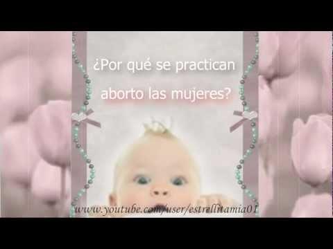¿Por qué se practican abortos las mujeres?