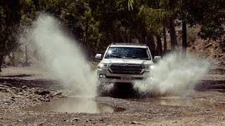 getlinkyoutube.com-2016 Toyota Land Cruiser Review - First Drive