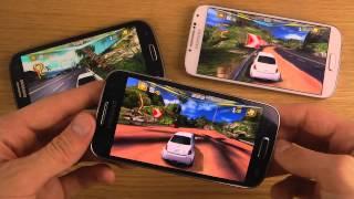 getlinkyoutube.com-Samsung Galaxy S4 Mini vs. Samsung Galaxy S3 vs. Samsung Galaxy S4 - Asphalt 7 Gameplay Review