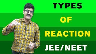 Inorganic Chemistry (Types of Reactions Part-1) by Er. Dushyant Kumar (B.Tech. IIT-Roorkee)