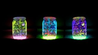 getlinkyoutube.com-DIY Fairy Glow Jars