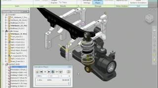getlinkyoutube.com-Autodesk Inventor Dynamic Simulation
