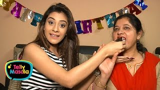Hiba Nawab BIRTHDAY Celebration with Telly Masala